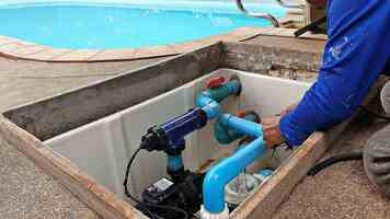 pool equipment repair